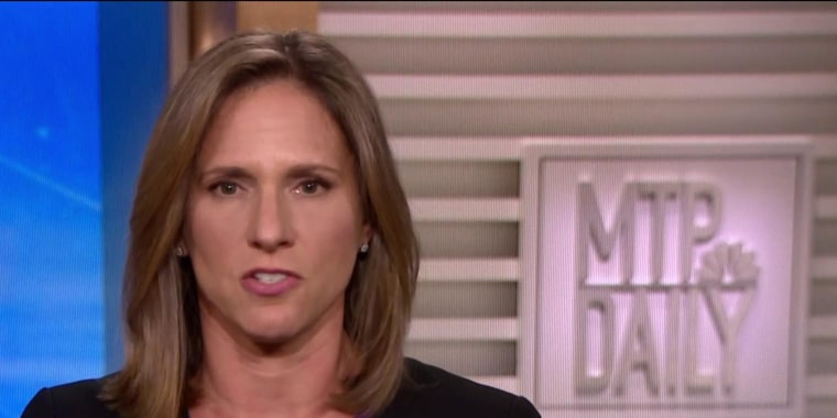 Fmr. Federal Prosecutor: Reports of Trump investigating his opponents 'part of a pattern'