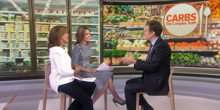 Low-carb diet is best for weight loss? Dr. Oz talks new study