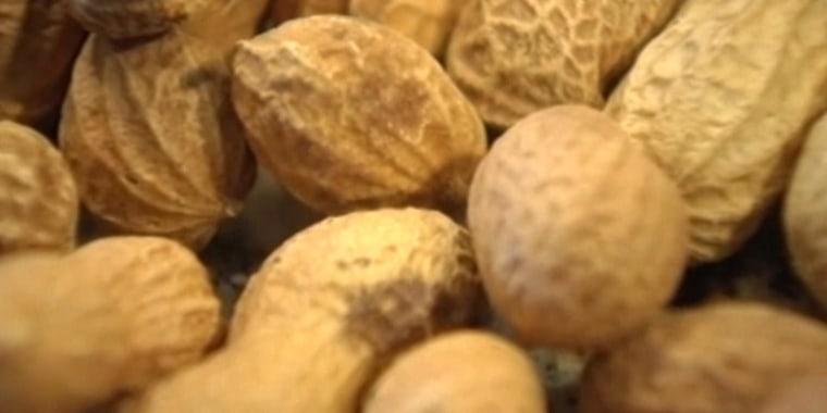 New peanut allergy drug offers hope