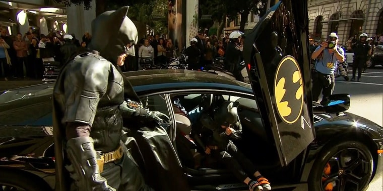 Batkid who 'saved' San Francisco in 2013 is now cancer free