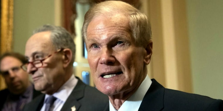As Florida recount deadline looms, Nelson's chances of victory dwindle