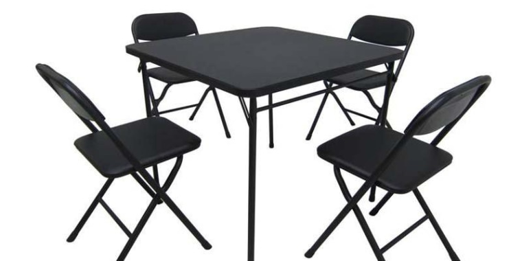 Card Tables And Chairs Sets Wooden Table