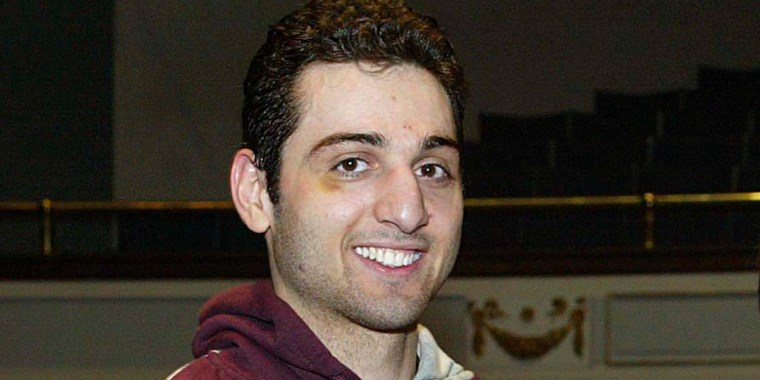 Image: Boston Marathon bomber Tamerlan Tsarnaev