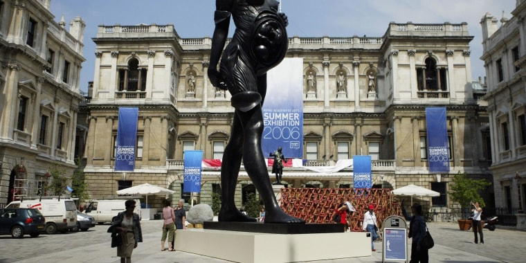 Previews From The Royal Academy Of Arts Summer Exhibition