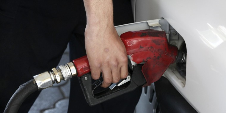 Gasoline prices have fallen this year and so have overall driving costs, says AAA.