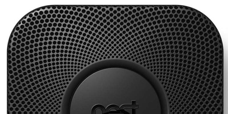 Image: Nest Smoke + CO Alarm
