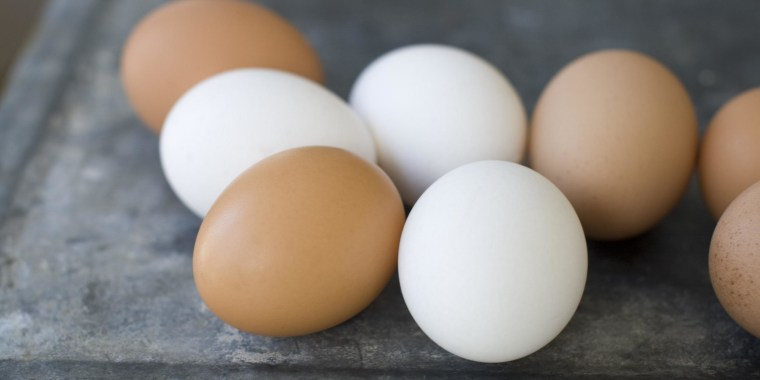 An egg company has agreed to pay $6.8 million in fines for selling tainted eggs that caused a nationwide salmonella outbreak four years ago.