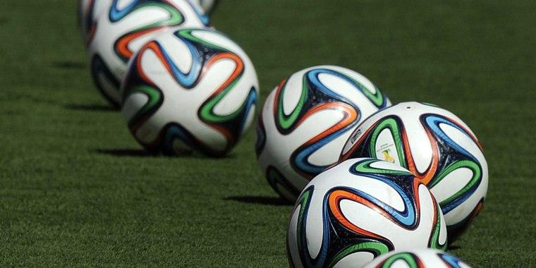 Image: Honduras World Cup training