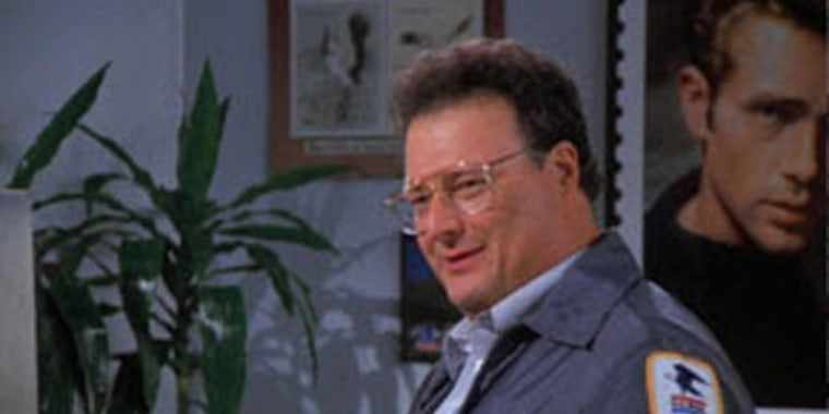 "Wayne Knight Plays Newman in ""Seinfeld"""