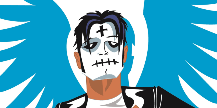 "The comic book character Diego de la Muerte, from the comic book ""El Muerto,"" by Javier Hernandez."