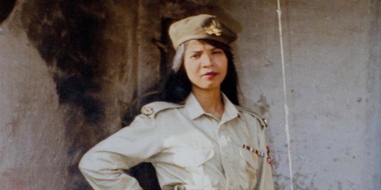 Image: Pakistani Christian woman Asia Bibi