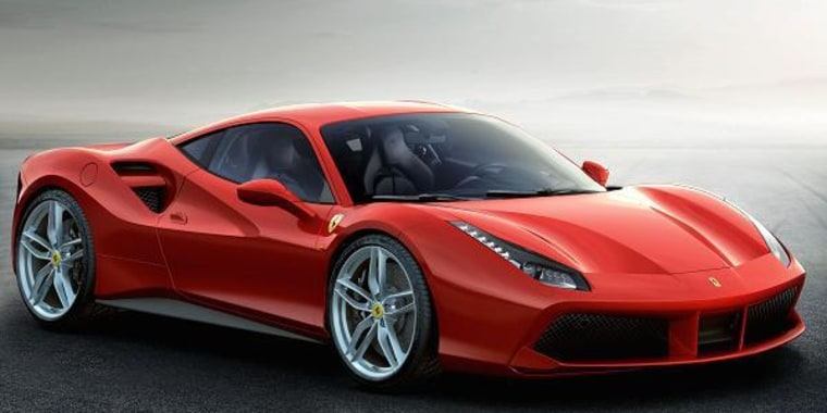 A turbo-charged Ferrari 458? Meet the 488 GTB, 0 to 60 in 3 seconds and 20 miles per gallon.