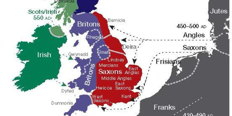 New genetic map shows ancient british divisions linger forever england gene map shows divided british isles gumiabroncs Image collections