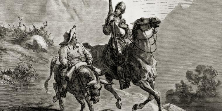 Image: Man Of La Mancha
