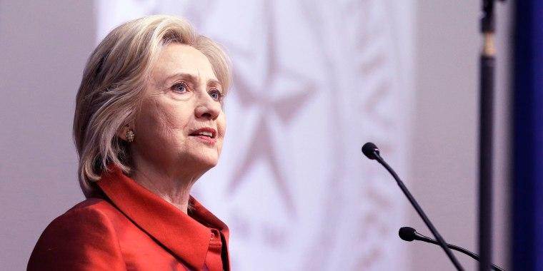 Image: Hillary Rodham Clinton