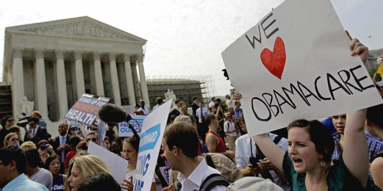 Obamacare Upheld in Supreme Court