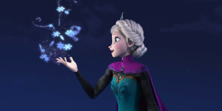 Image: Elsa the Snow Queen