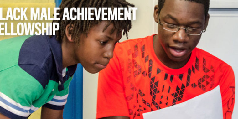 Echoing Green: Black Male Achievement Fellowship