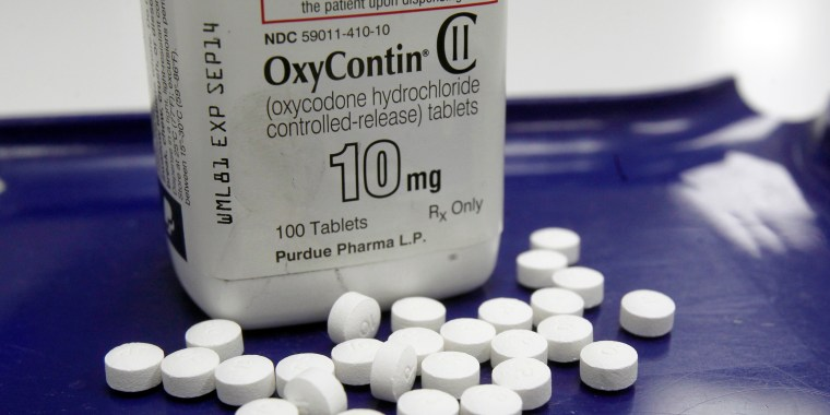 IMAGE: OxyContin pills