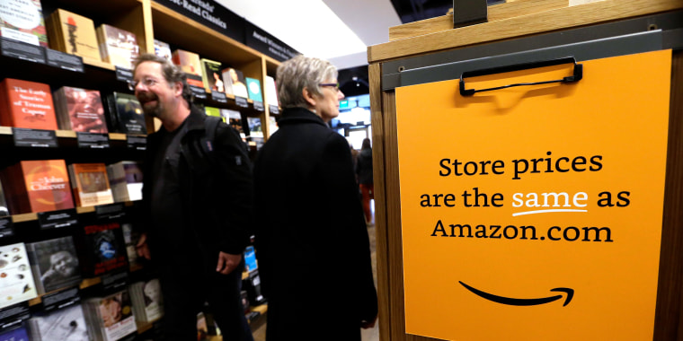 Image: Amazon book store