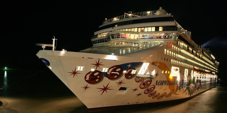 "The ""Norwegian Pearl"" of the Norwegian Cruise Line"