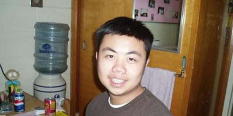 This photo of Kenny Luong was uploaded to his Myspace page. Luong died in 2005 after a brutal football game between Lambda Phi Epsilon fraternity pledges and brothers.