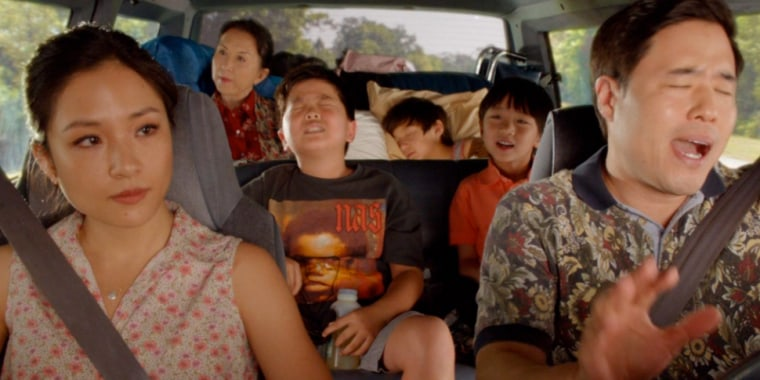 """""""Fresh Off the Boat"""" premiered in February 2015."""