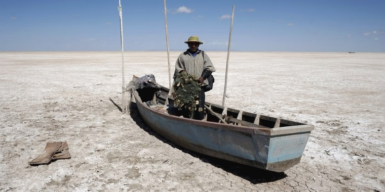Bolivia's Second-Largest Lake Has Dried Up and May Not ...