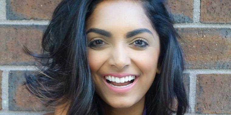 Deepica Mutyala beauty