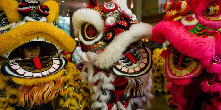 Image: MALAYSIA-LUNAR-NEW YEAR