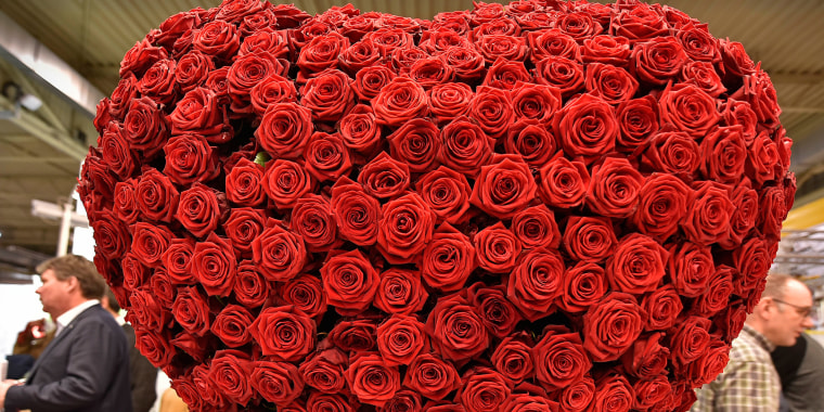 Image: Valentine Red Roses
