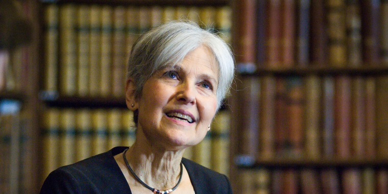 Dr Jill Stein, Green Party candidate for president, is photographed in Oxford, England, Feb. 24, 2016.