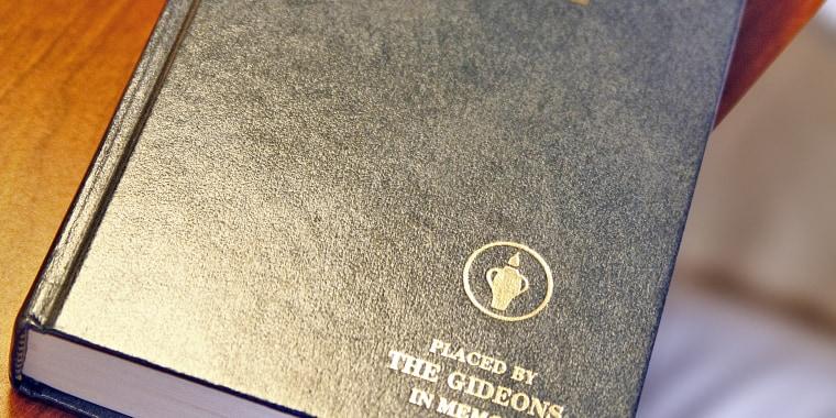 Image: Gideon Bible