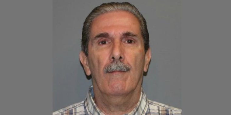 Randy Iannacone, 60, of Port St. Lucie, was booked on third-degree larceny charges.