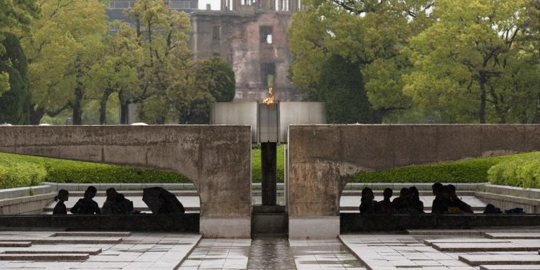 Image: Hiroshima Peace Memorial