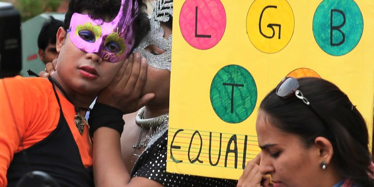 2nd LGBT Parade Organised By Nai Bhor Organisation In Jaipur