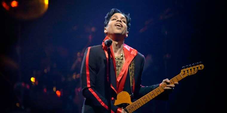 Image: Prince in 2010