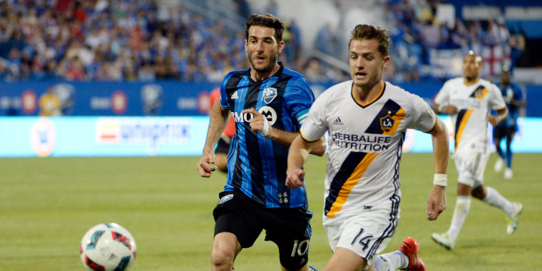 Image: MLS: LA Galaxy at Montreal Impact