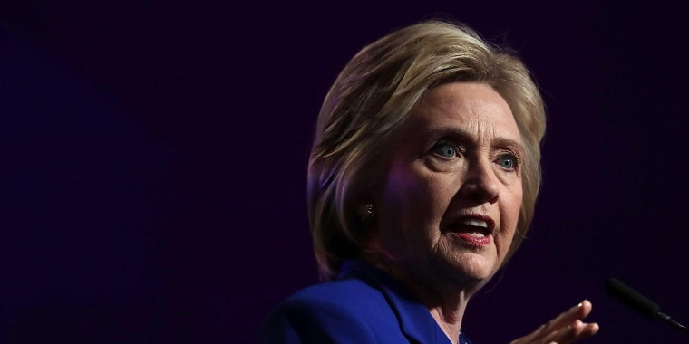 Image: Hillary Clinton on June 10, 2016