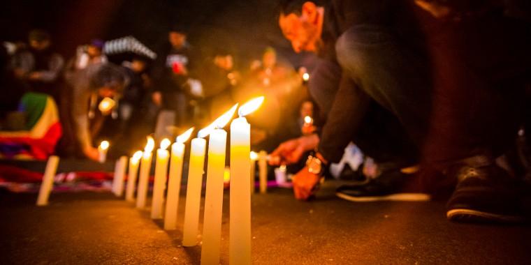 Tribute for Orlando Nightclub Shooting in Sao Paulo