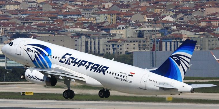 IMAGE: EgyptAir Airbus