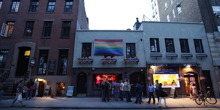 The Stonewall Inn on June 16, 2012 in New York City.
