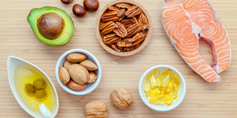 Good sources of Omega-3