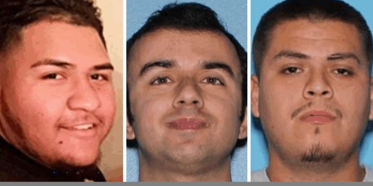 Manuel Castro Garcia, Horacio De Jesus Pena and Diego Verdugo Sanchez are all victims of recent shootings in the Maryvale section of Phoenix.