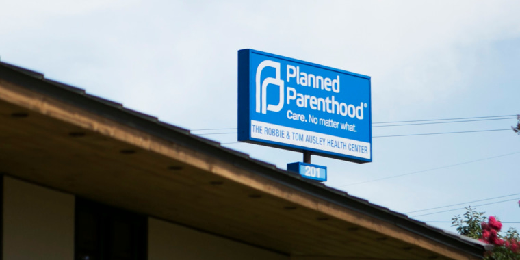Image: Planned Parenthood South Austin Health Center in Austin