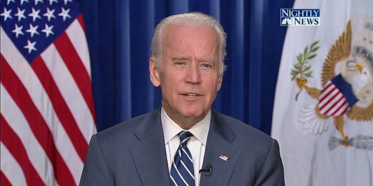 Vice President Joe Biden