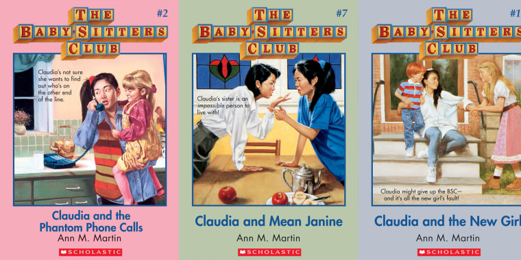 Image result for babysitters club claudia