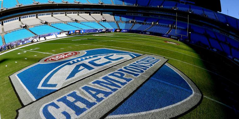 ACC Championship - Clemson v North Carolina