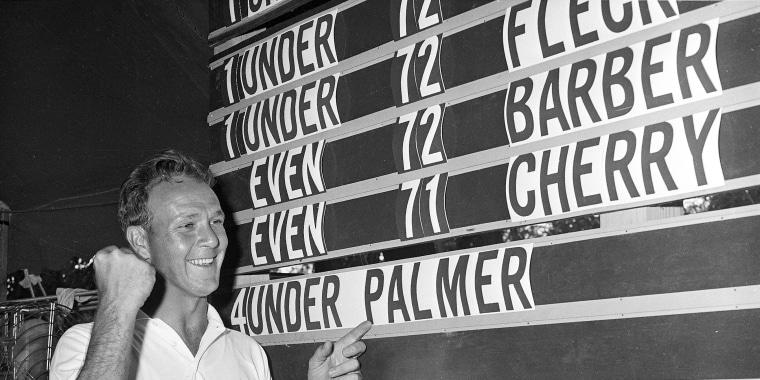 IMAGE: Arnold Palmer