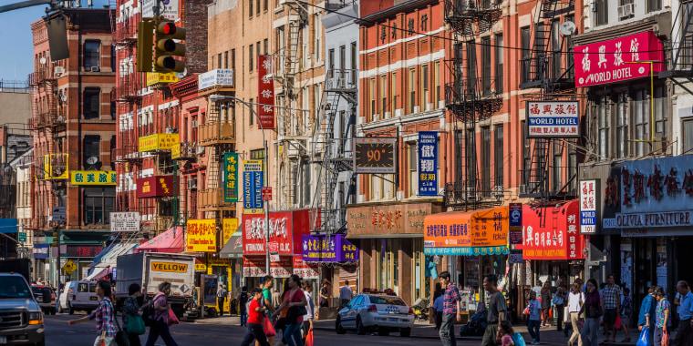 Chinatown, Bowery